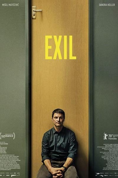 Caratula, cartel, poster o portada de Exil