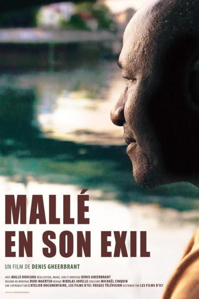 Caratula, cartel, poster o portada de Mallé en son exil