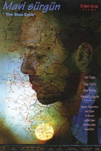 Caratula, cartel, poster o portada de The Blue Exile