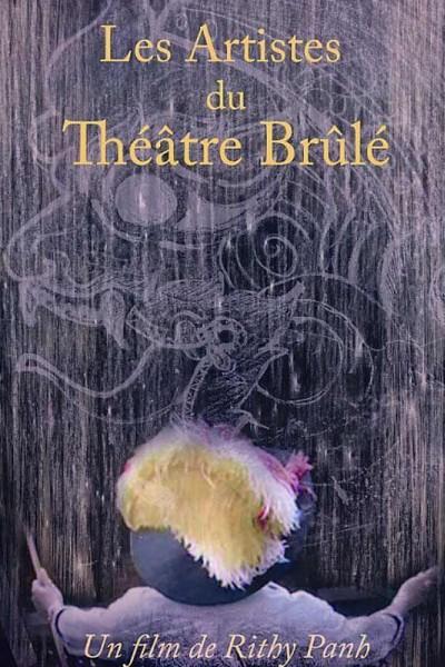 Caratula, cartel, poster o portada de Les artistes du théâtre brûlé (The Burnt Theatre)