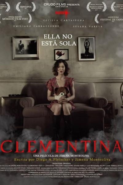 Caratula, cartel, poster o portada de Clementina