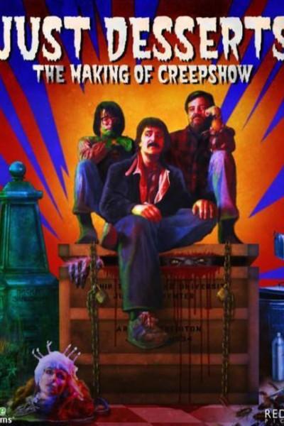 Caratula, cartel, poster o portada de Just Desserts: The Making of \'Creepshow\'