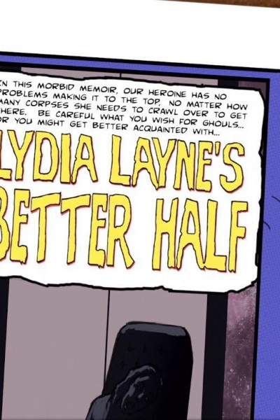 Caratula, cartel, poster o portada de Creepshow: Lydia Layne's Better Half