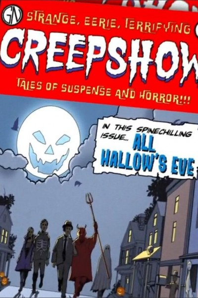 Caratula, cartel, poster o portada de Creepshow: All Hallows Eve