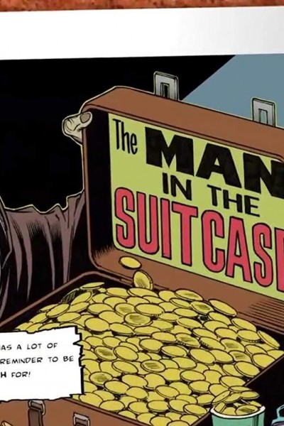 Caratula, cartel, poster o portada de Creepshow: The Man in the Suitcase
