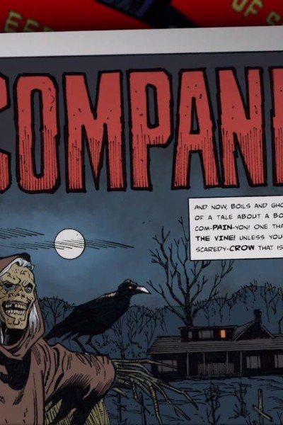 Caratula, cartel, poster o portada de Creepshow: The Companion