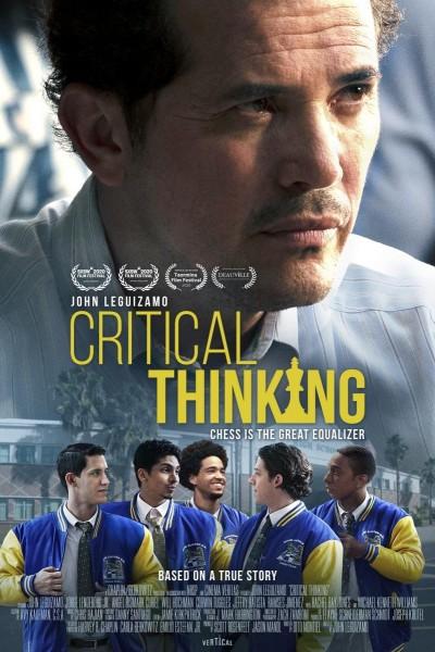 Caratula, cartel, poster o portada de Pensamiento crítico