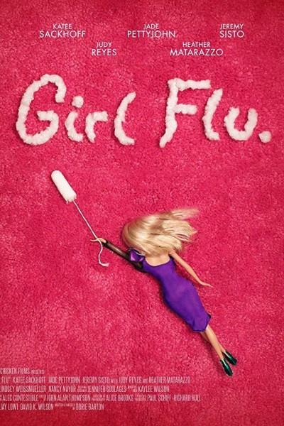 Caratula, cartel, poster o portada de Girl Flu.
