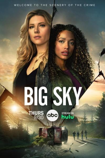 Caratula, cartel, poster o portada de The Big Sky