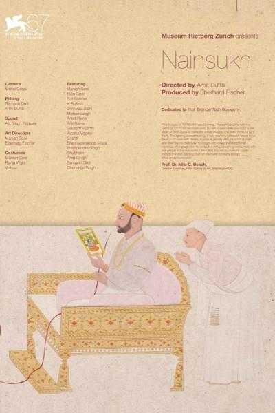 Caratula, cartel, poster o portada de Nainsukh