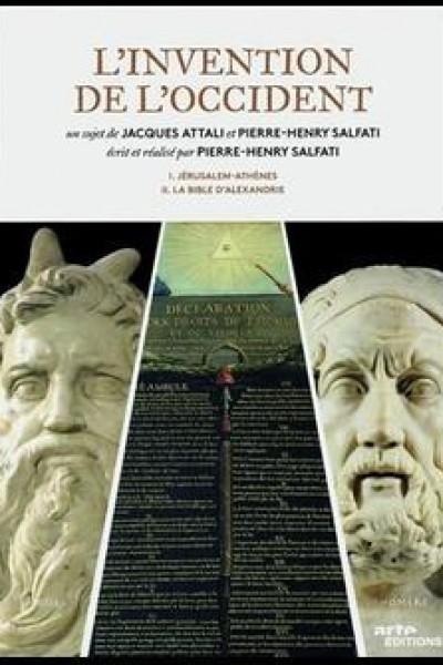 Caratula, cartel, poster o portada de La invención de Occidente