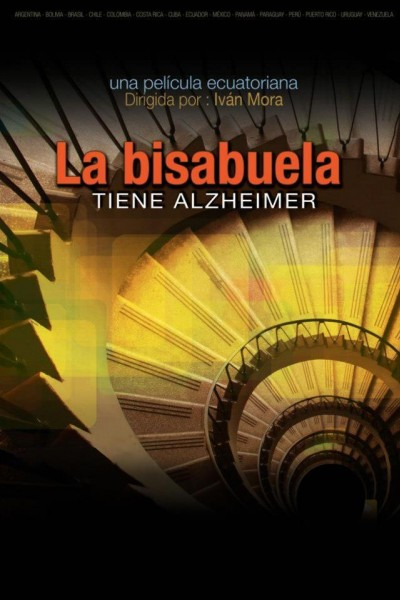 Caratula, cartel, poster o portada de La bisabuela tiene alzheimer