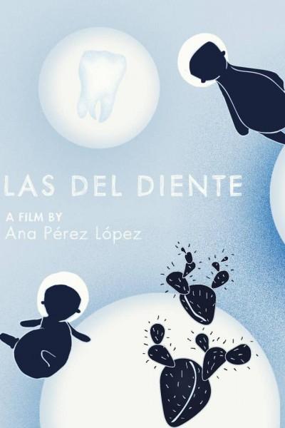 Caratula, cartel, poster o portada de Las del Diente