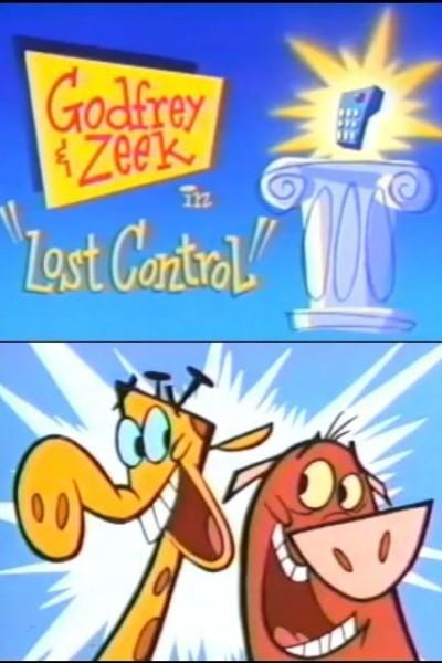 "Caratula, cartel, poster o portada de Godfrey and Zeek in \""Lost Control\"""