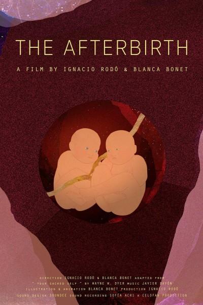 Caratula, cartel, poster o portada de The afterbirth