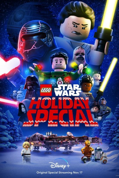 Caratula, cartel, poster o portada de The Lego Star Wars Holiday Special