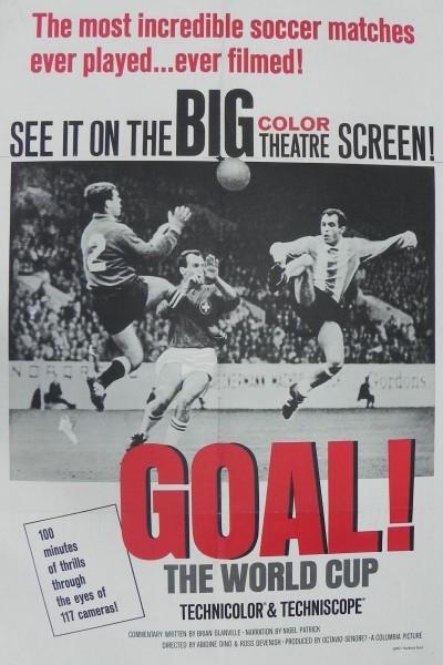 Caratula, cartel, poster o portada de Gol, la copa del mundo