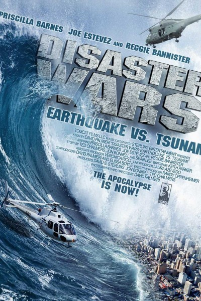 Caratula, cartel, poster o portada de Disaster Wars: Earthquake vs. Tsunami