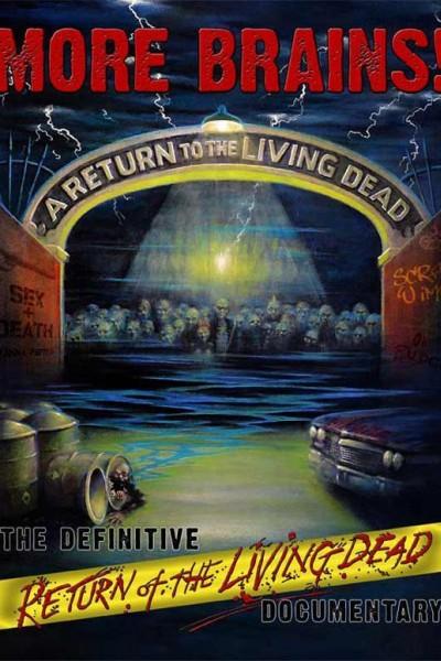 Caratula, cartel, poster o portada de More Brains! A Return to the Living Dead
