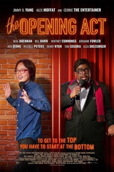 Caratula, cartel, poster o portada de The Opening Act