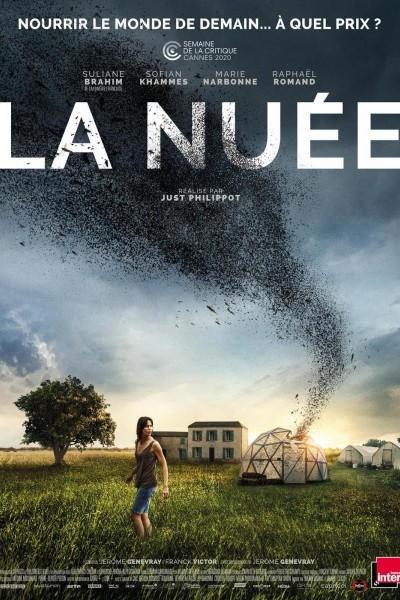 Caratula, cartel, poster o portada de La nube