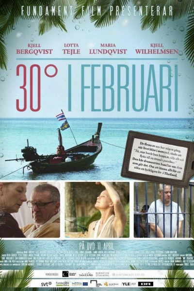 Caratula, cartel, poster o portada de 30 Degrees in February