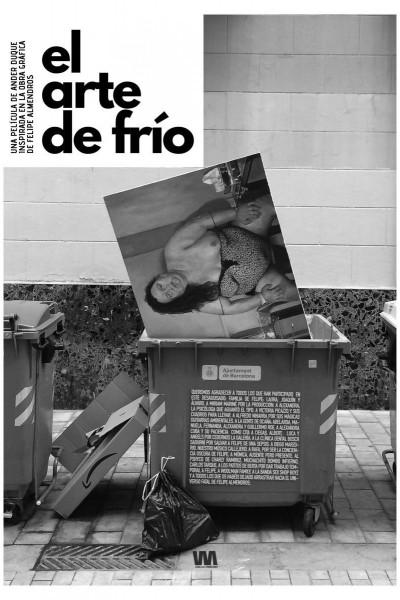 Caratula, cartel, poster o portada de El arte de frío