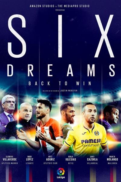 Caratula, cartel, poster o portada de Six Dreams, Back to Win
