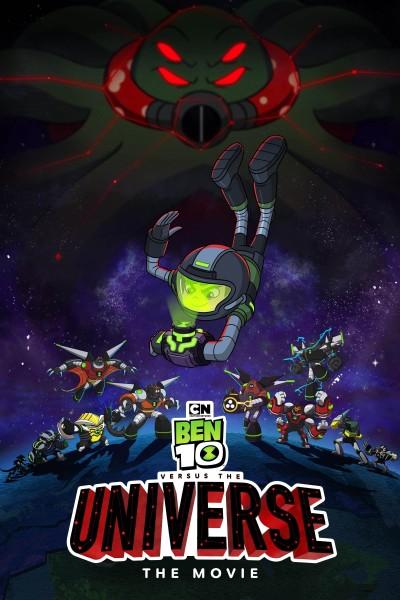 Caratula, cartel, poster o portada de Ben 10 vs. the Universe: The Movie