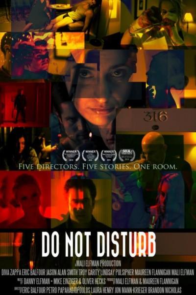 Caratula, cartel, poster o portada de Do Not Disturb