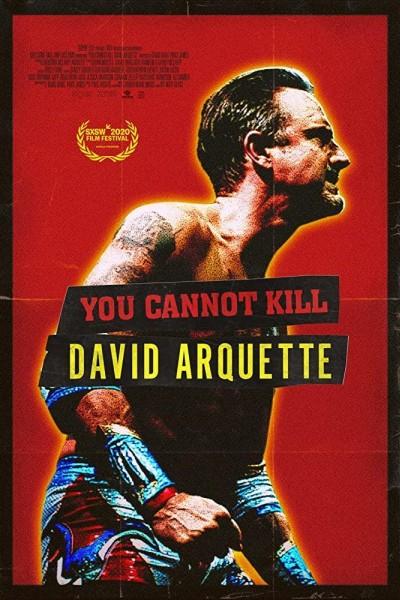Caratula, cartel, poster o portada de You Cannot Kill David Arquette
