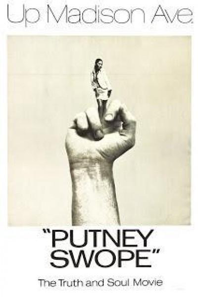 Caratula, cartel, poster o portada de Putney Swope