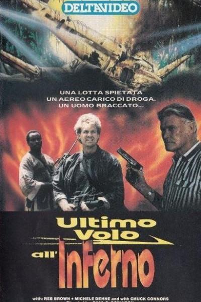 Caratula, cartel, poster o portada de El último viaje al infierno