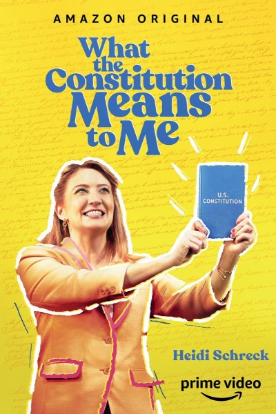 Caratula, cartel, poster o portada de What the Constitution Means to Me