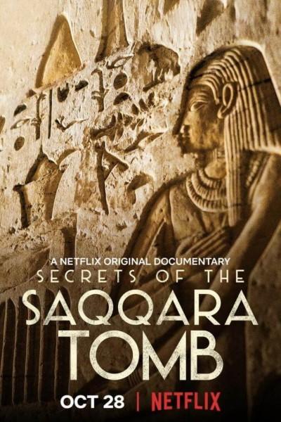 Caratula, cartel, poster o portada de Los secretos de la tumba de Saqqara