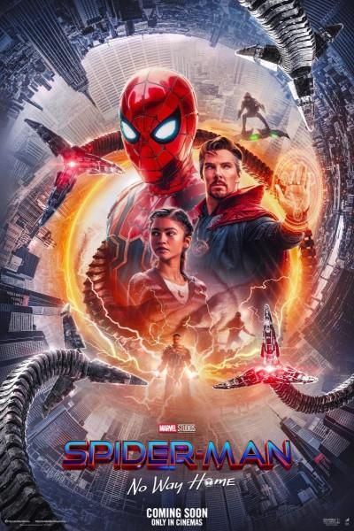 Caratula, cartel, poster o portada de Spider-Man: No Way Home