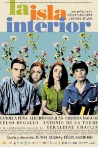 Caratula, cartel, poster o portada de La isla interior