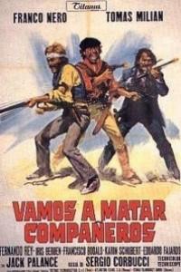 Caratula, cartel, poster o portada de Los compañeros