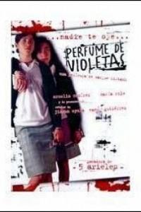 Caratula, cartel, poster o portada de Perfume de violetas
