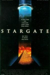 Caratula, cartel, poster o portada de Stargate, puerta a las estrellas