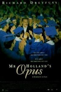 Caratula, cartel, poster o portada de Profesor Holland