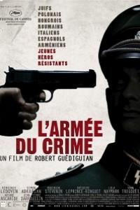 Caratula, cartel, poster o portada de El ejército del crimen