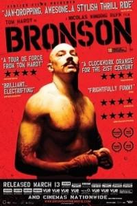 Caratula, cartel, poster o portada de Bronson
