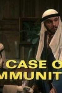Caratula, cartel, poster o portada de Colombo: Un caso de inmunidad