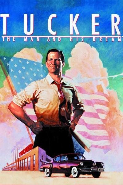 Caratula, cartel, poster o portada de Tucker, un hombre y su sueño