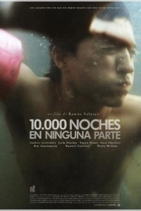 Caratula, cartel, poster o portada de 10.000 noches en ninguna parte