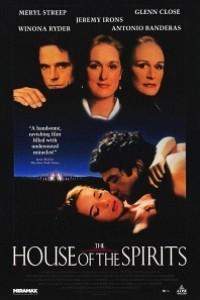 Caratula, cartel, poster o portada de La casa de los espíritus