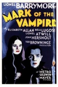 Caratula, cartel, poster o portada de La marca del vampiro