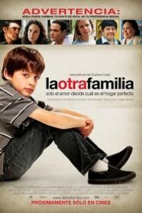 Caratula, cartel, poster o portada de La otra familia