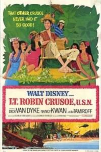 Caratula, cartel, poster o portada de El teniente Robinson